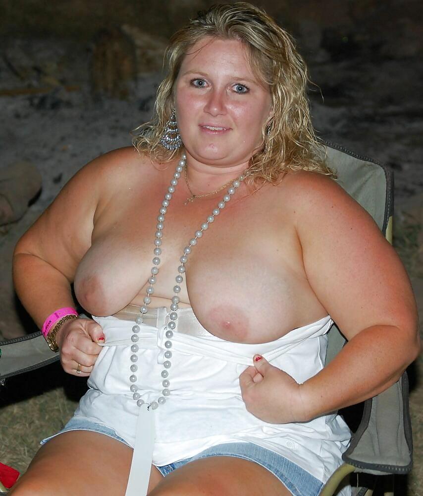 Chunky mature women-1521