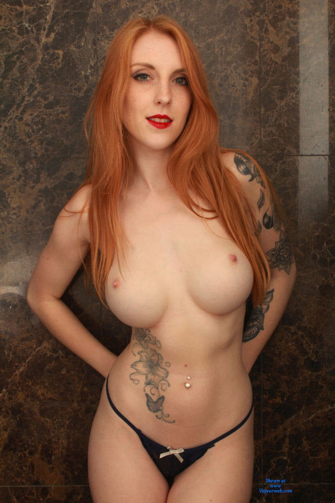 Big tit redheads goth