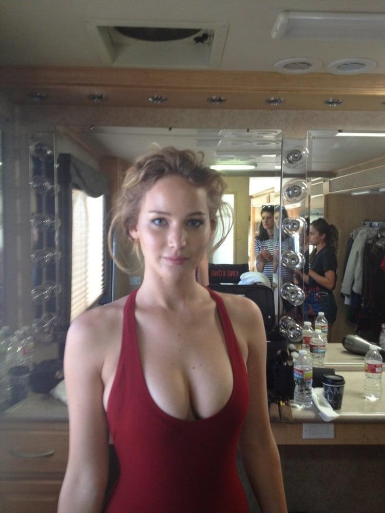 She Wants Your Cum 743 (Jennifer Lawrence) - 49 Pics