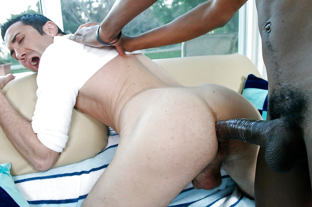Gay black anal penetration