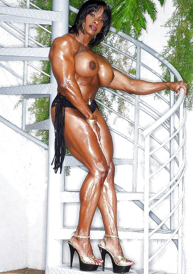 Test strips busty bodybuilders girls nude