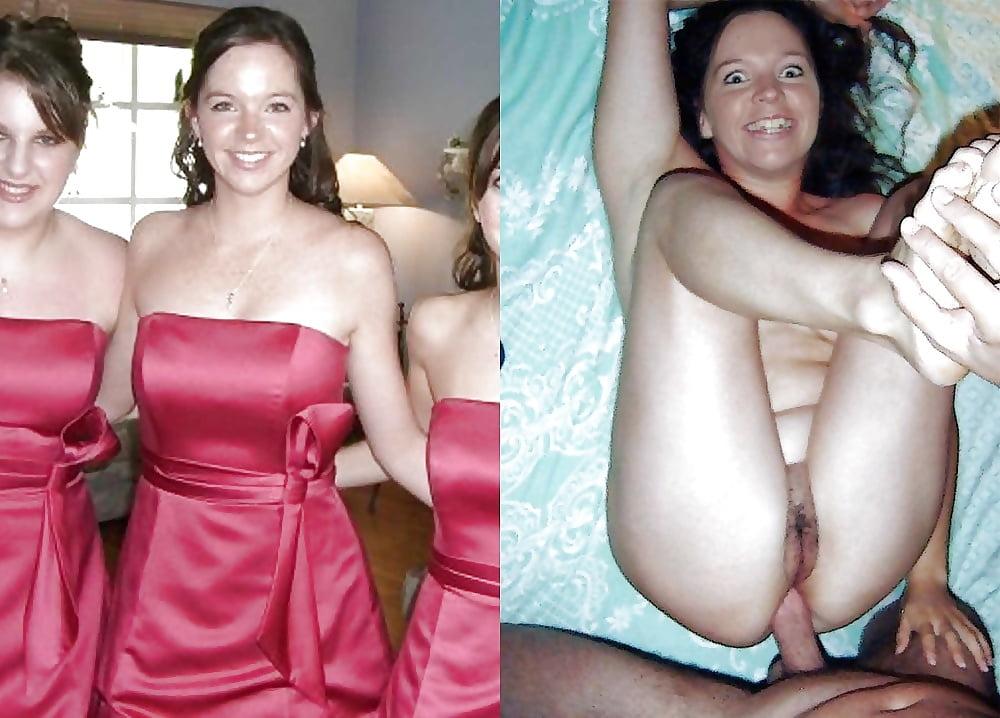 Dressed Undressed Blowjob