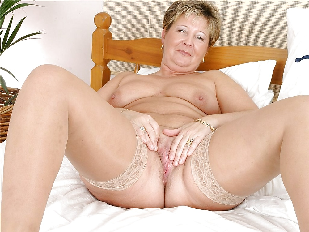Russian old mature sexy photo