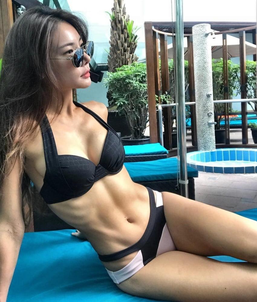 Hot sexy korean model-5285