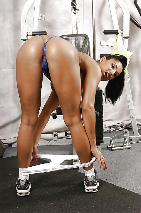 Hot ass fitness porn — photo 4