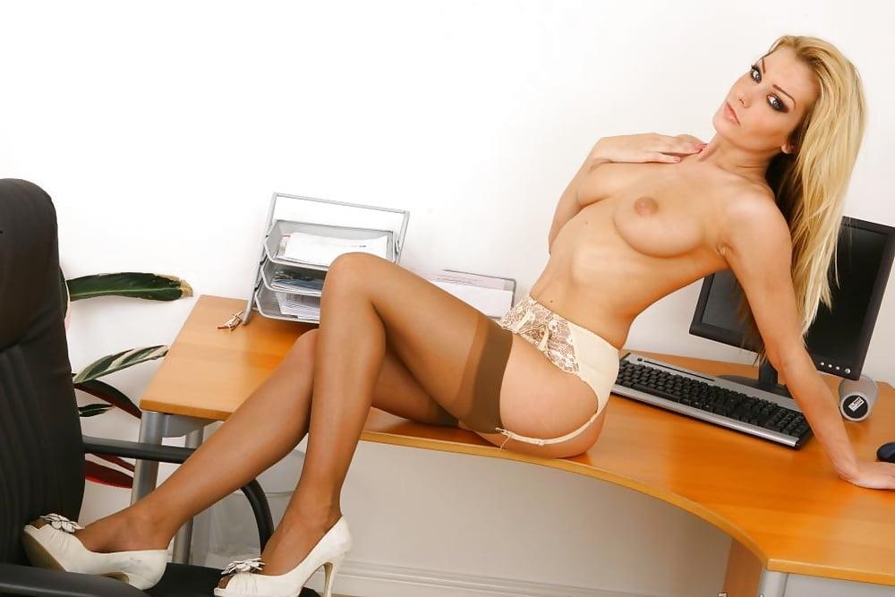 Nude secretary tits gif