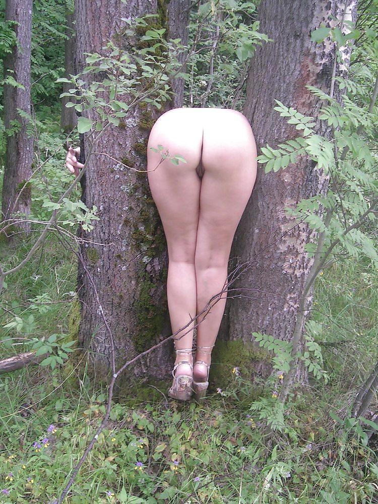 женская попка в чаще леса видео молодая силах