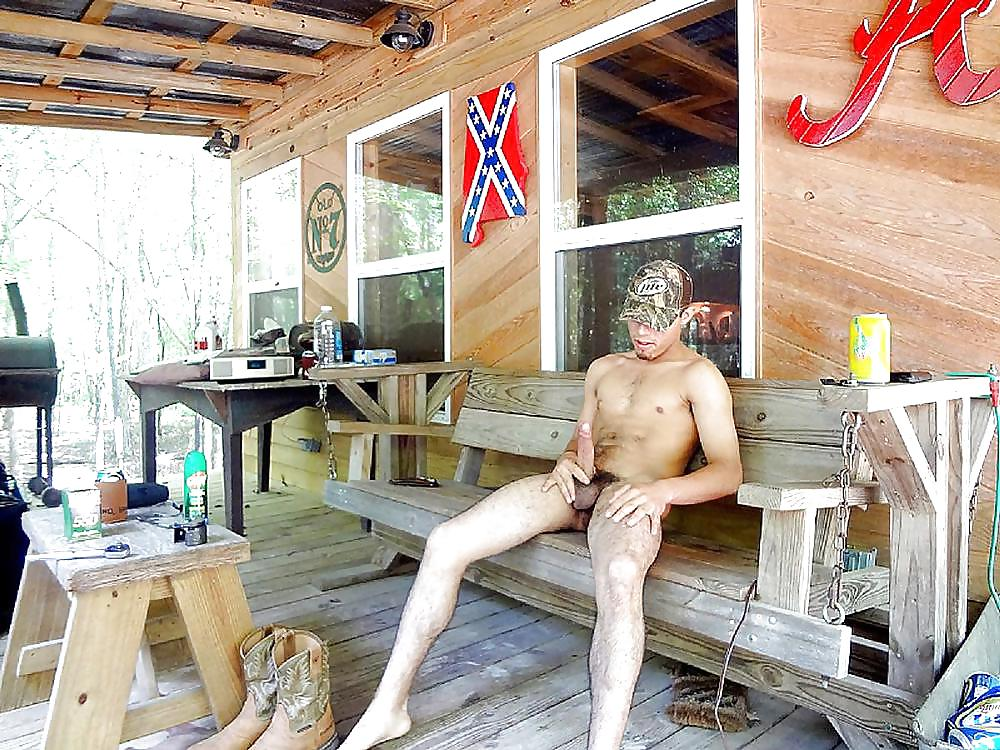 Naked amateur guys
