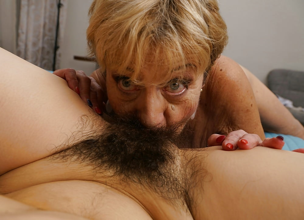 Hairy mature young lesbians, nude pucca