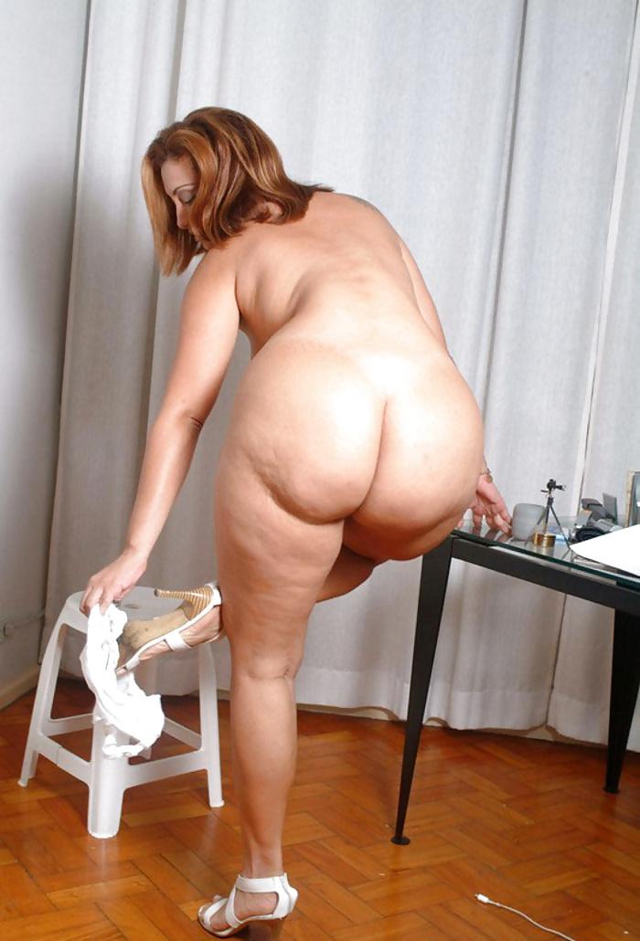 Зрелые с целлюлитом порно 6