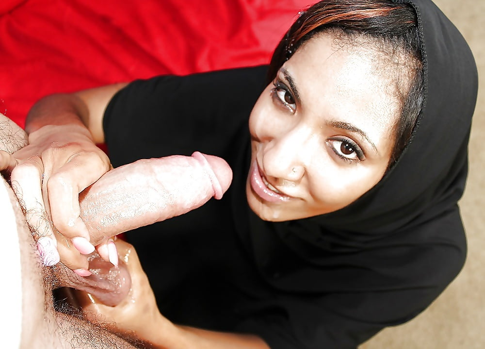 Pale white arab porno