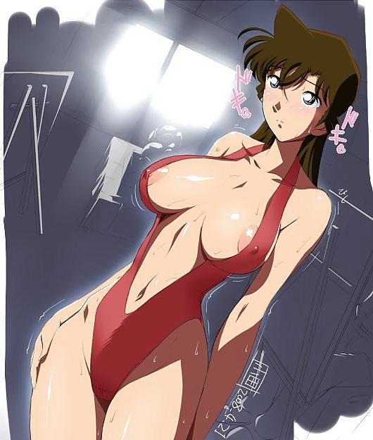 Detective conan hentai pics