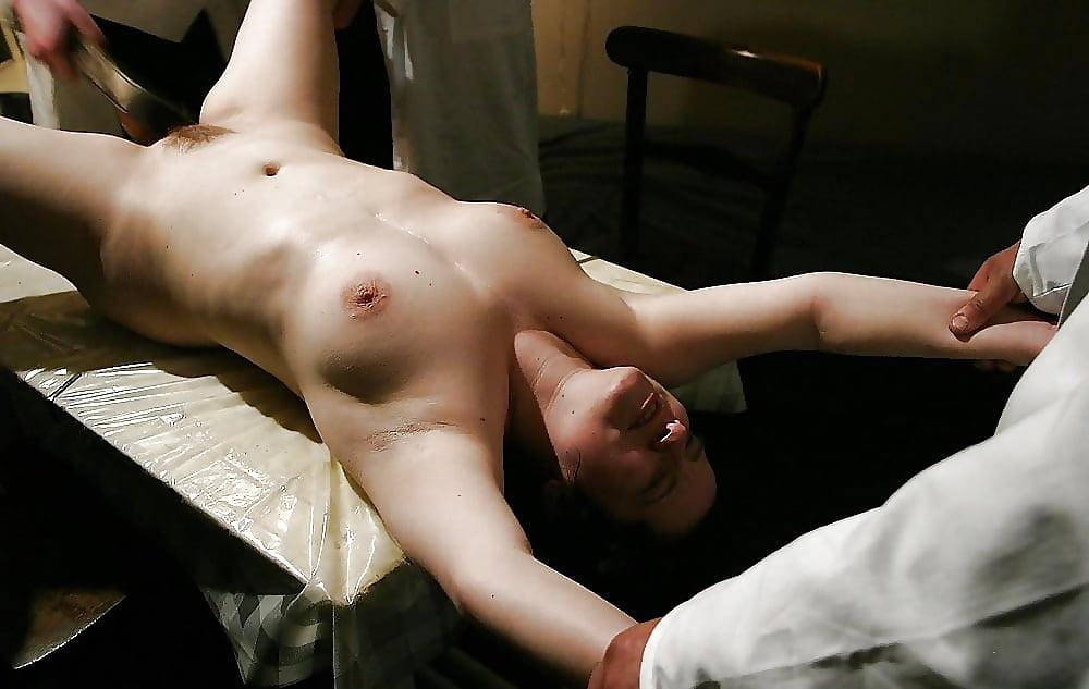 Naked Interrogation Torture Women