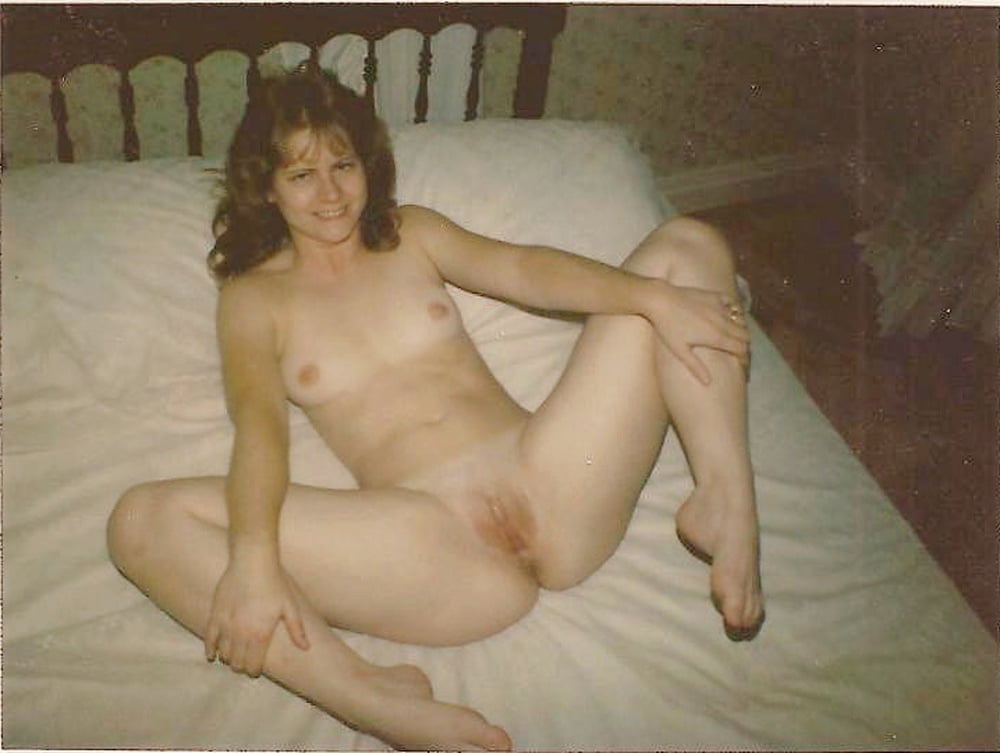 Nude wife polaroids