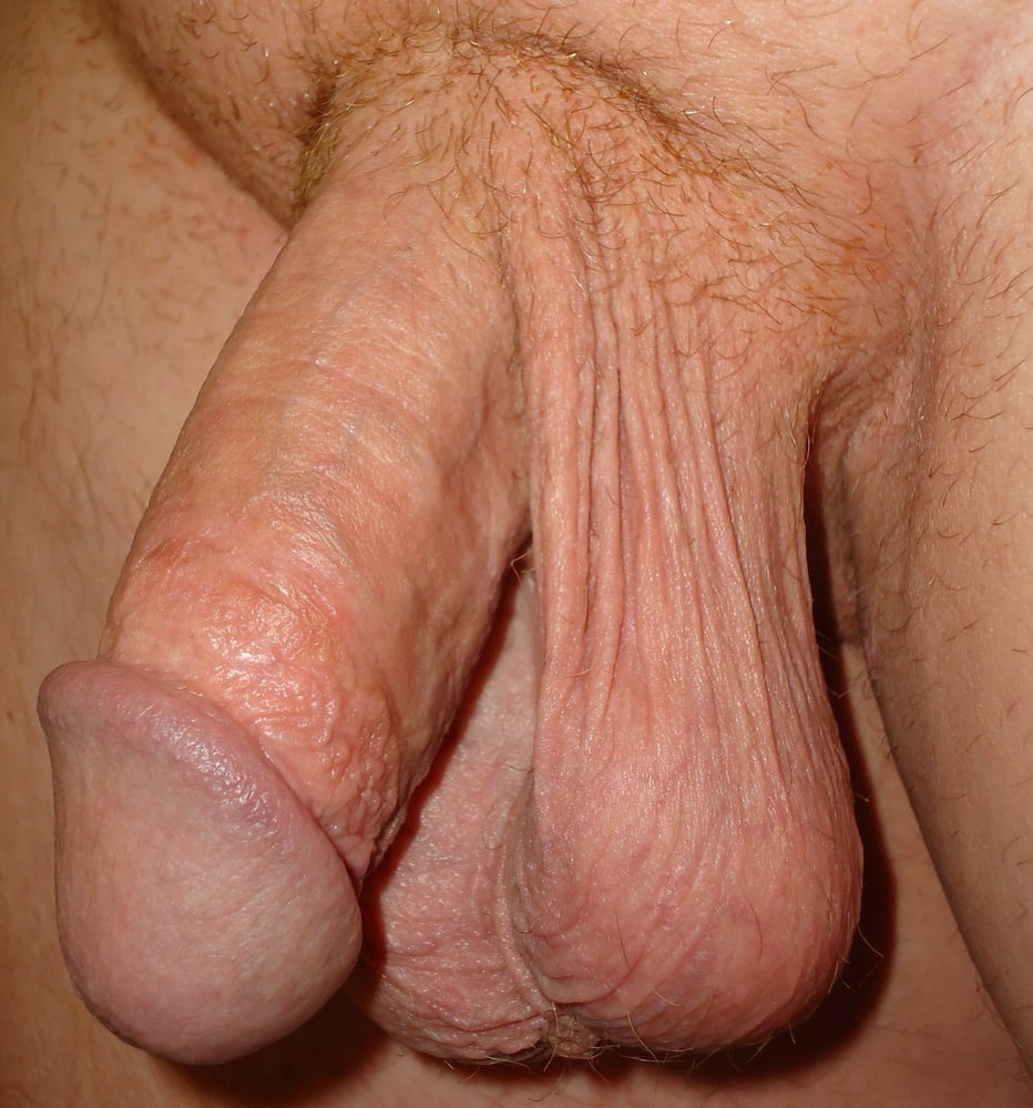 Old Fat Hairy Men Cock Close Up