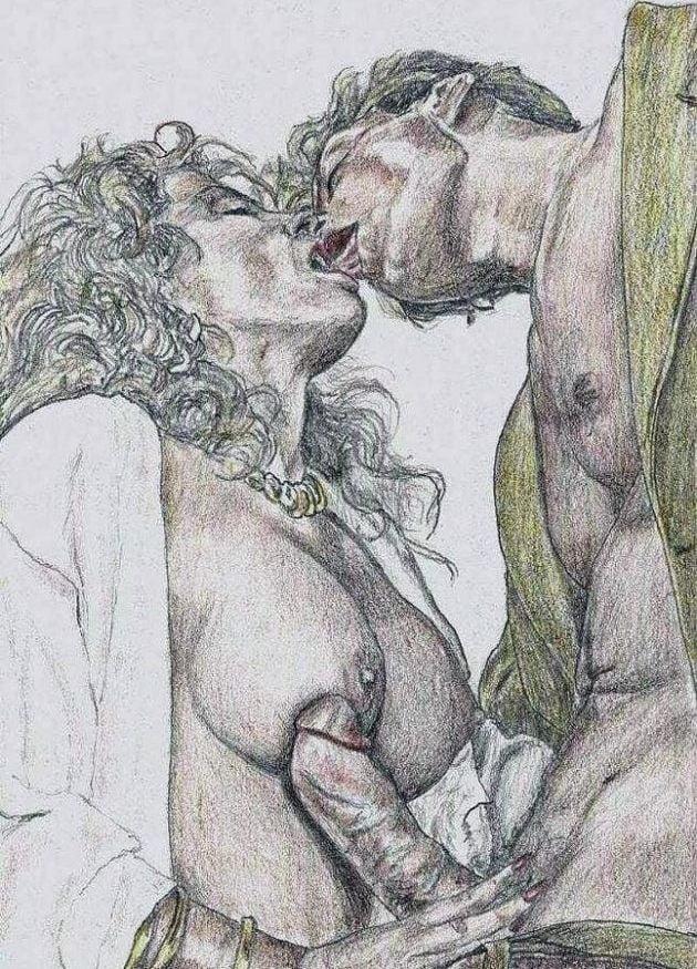 The story of aubrey beardsley in five artworks list