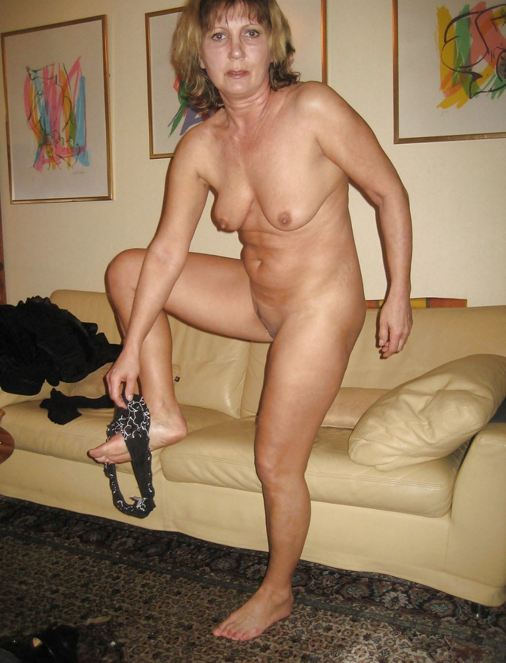 My naked mature wife free porn