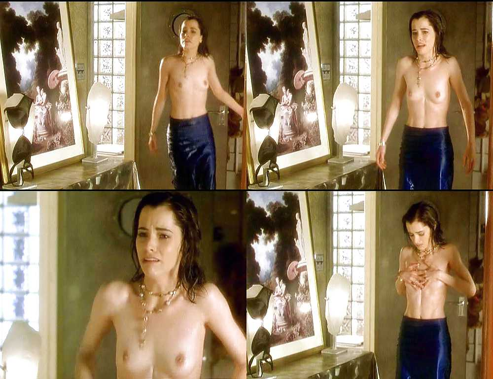 Parker Posey Topless