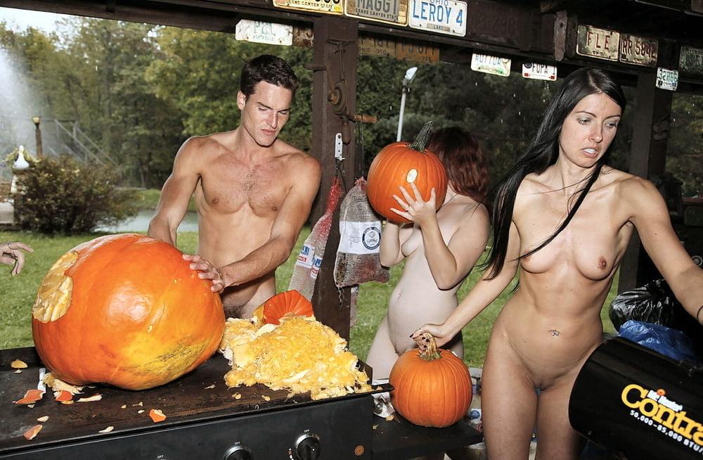 Halloween knockers