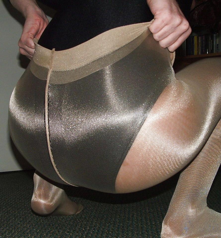 Fetish pantie shiny — photo 11