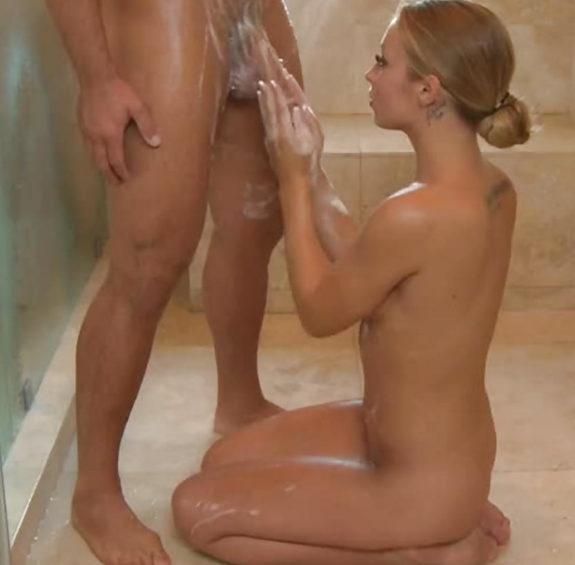 Fratmen shower blow job red tube — img 6