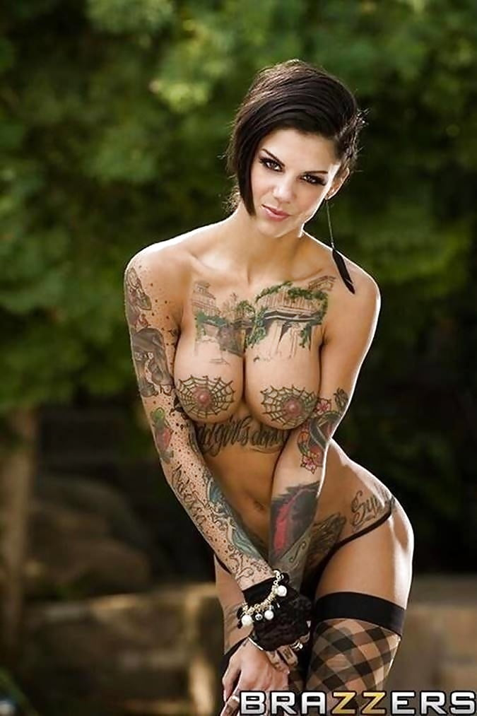 Female pornstar sexy tattoo — 5