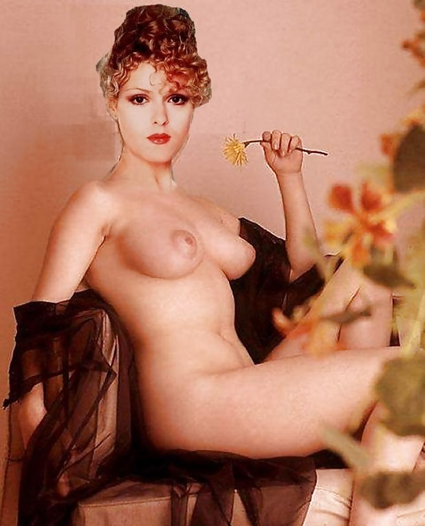 Playboy bernadette Celebrities who