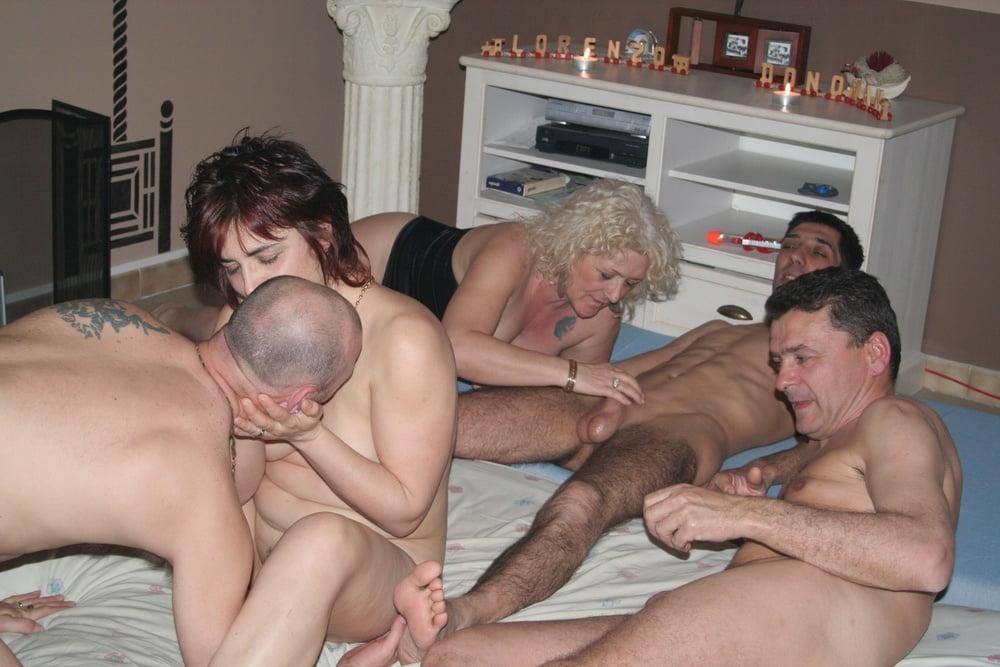 Старых свингеров с молодыми порно извращение 2