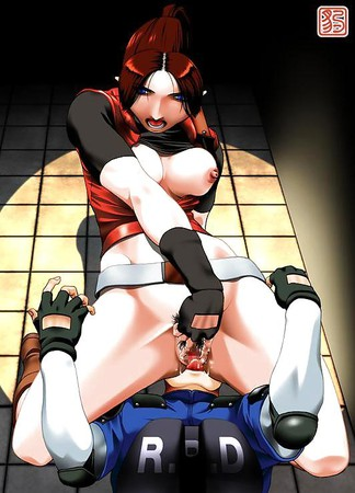 Idea)))) assured, Claire redfield huge tits final