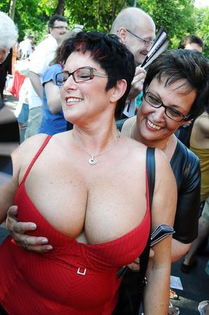 Not naked busty facebook women 15.