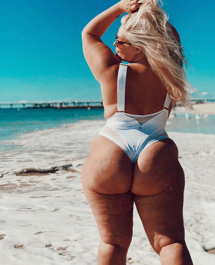 Huge nice butt