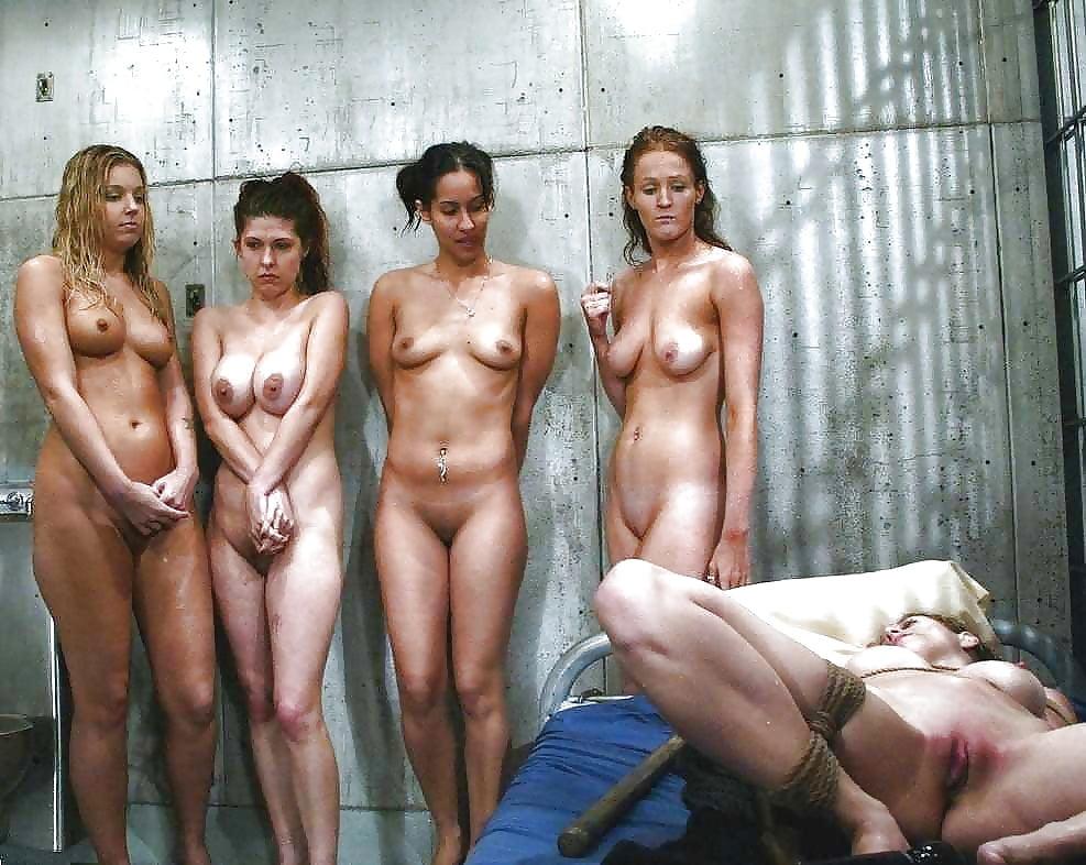 Prison Heat Nude Scenes