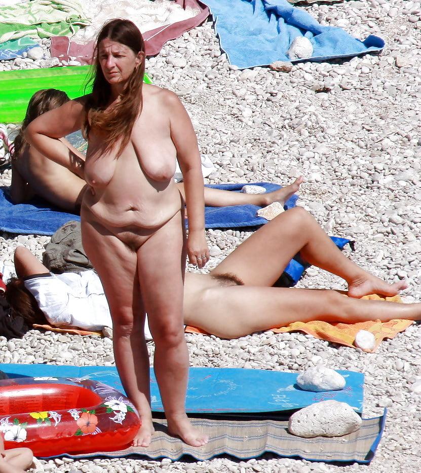 Dicke Titten Strand