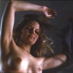 sleeping naked female