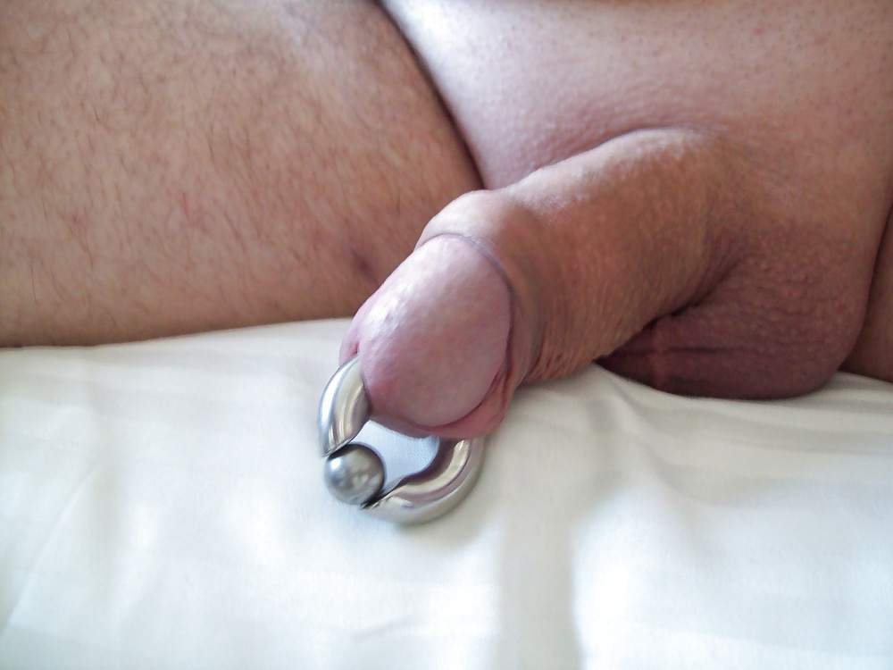 Penis pericing
