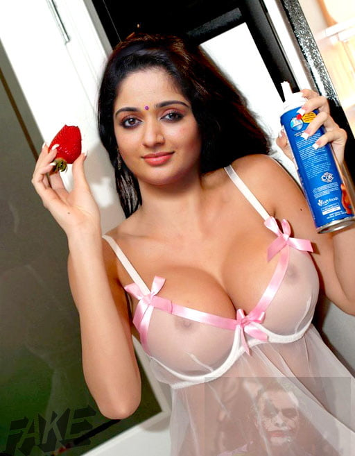Milf Kavya Madhavan Big Boobs N Pussy
