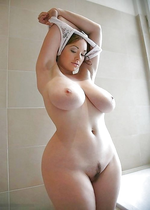 Thick thighs big tits