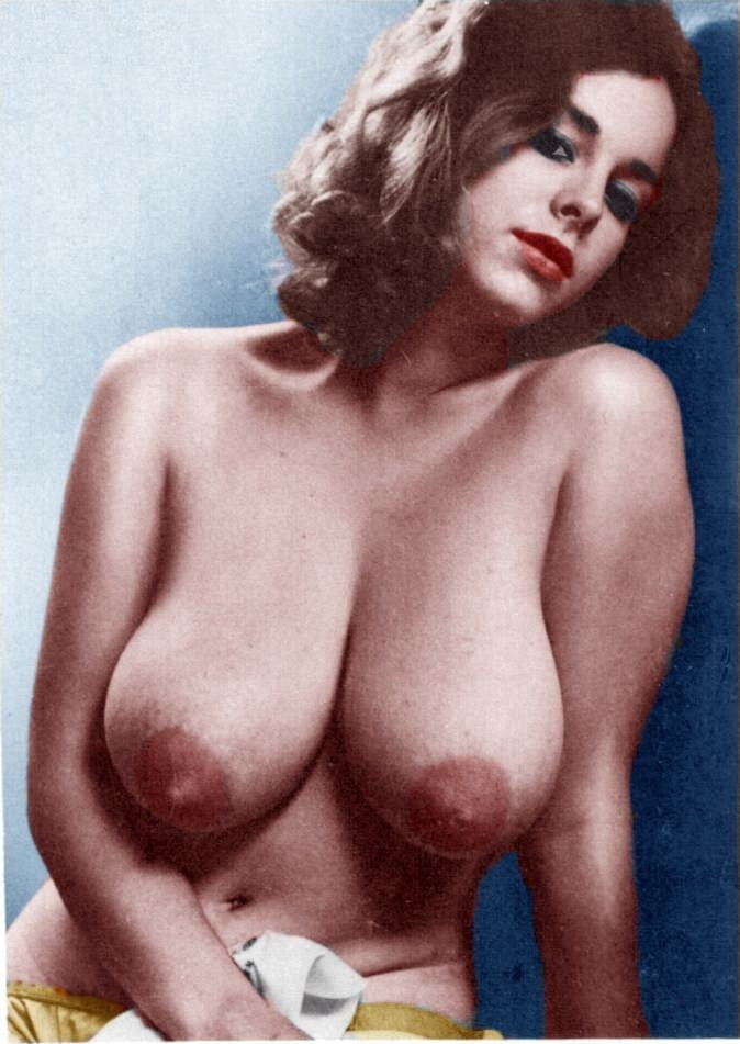 Vintage boobs tube-4807