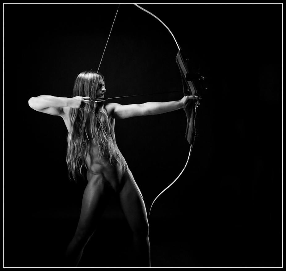 Hot archer women nude