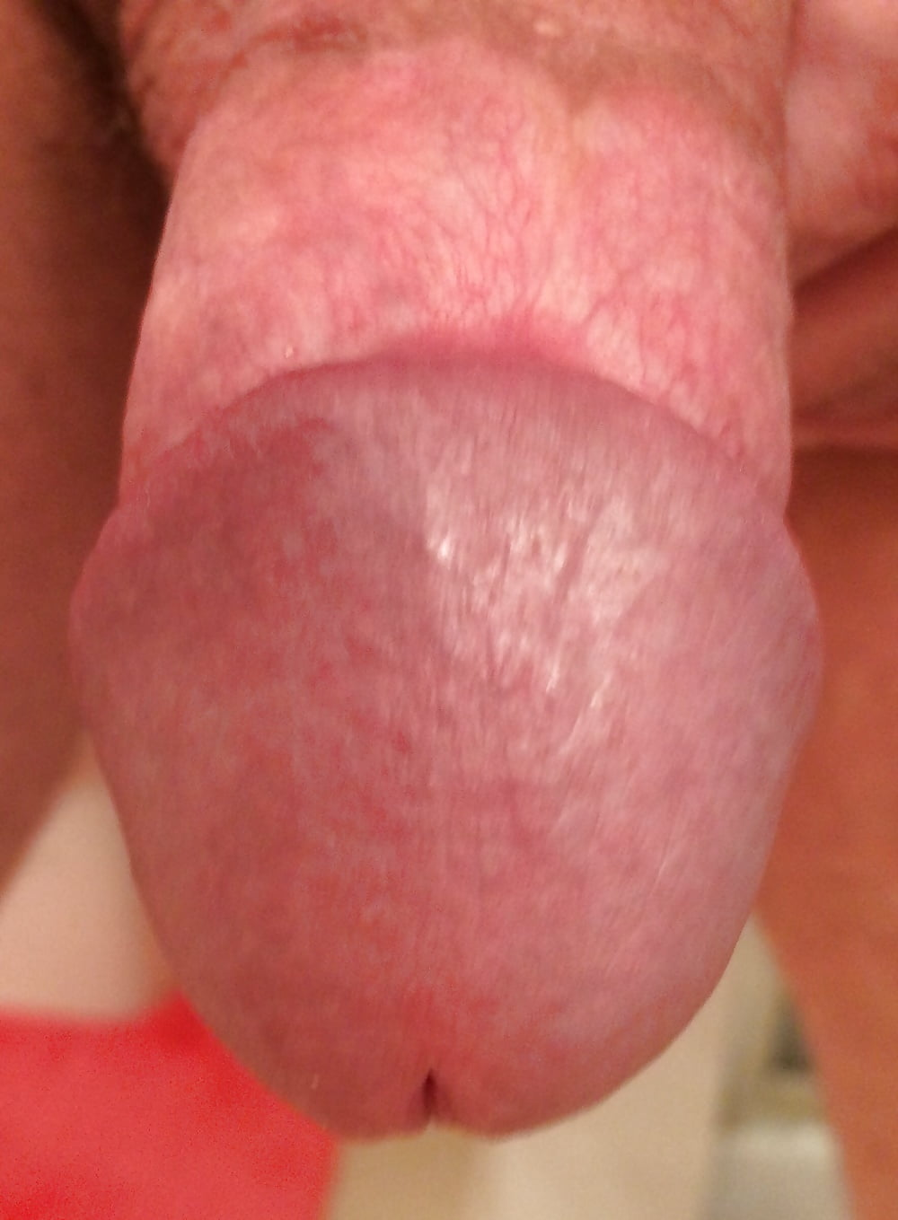 Squirting Daddy Up Close