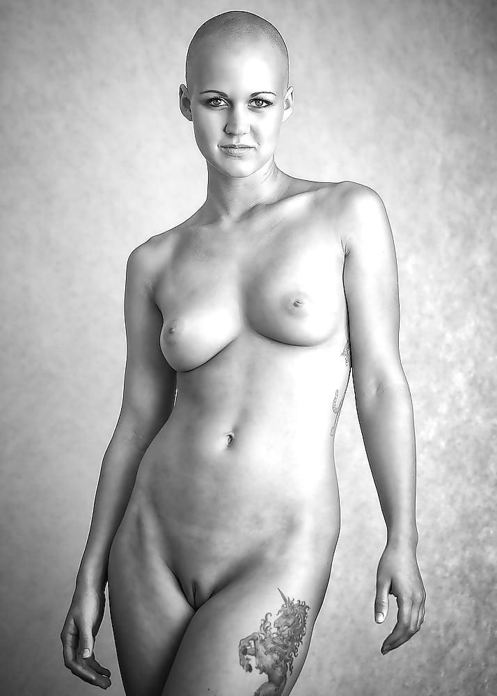 Amateur Asian Nude Bald Head