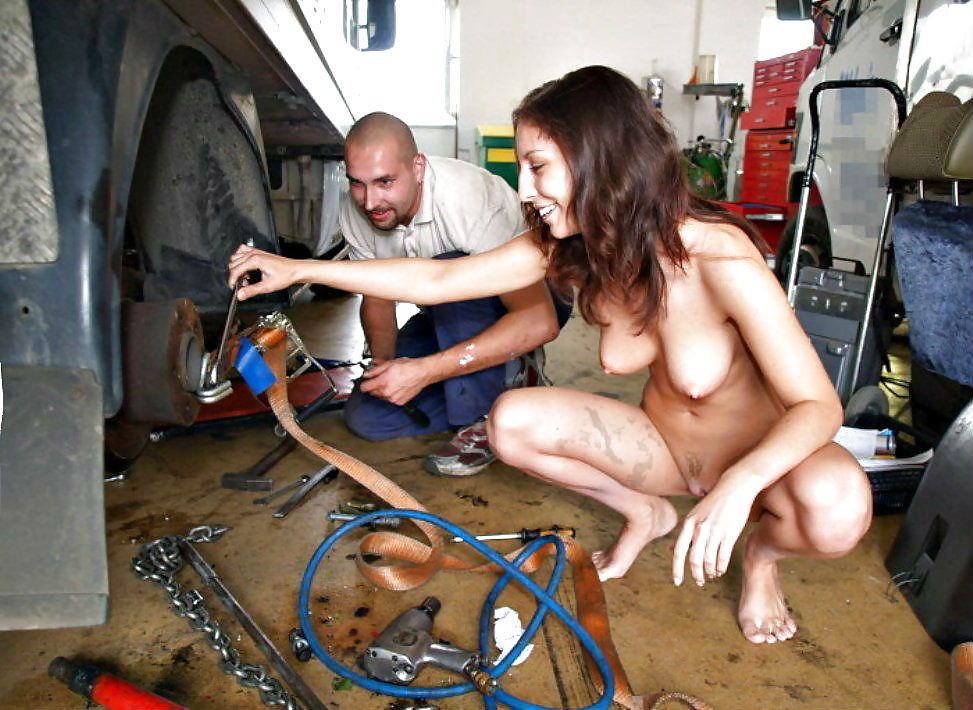 and-naked-mechanics-women-and