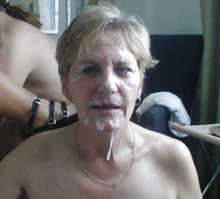 Старушки в сперме частное порно фото — img 14