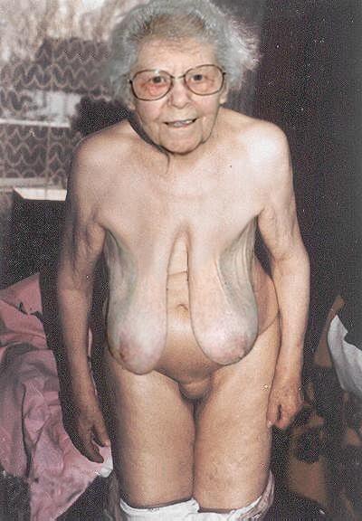 Old folks naked