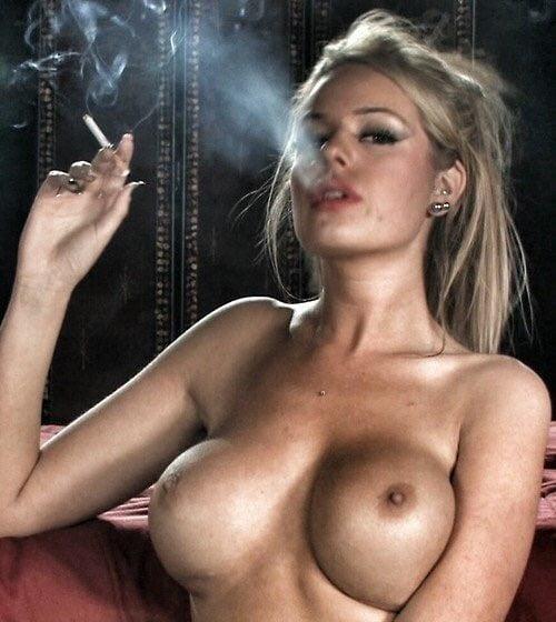 Sexy Smoking Sluts