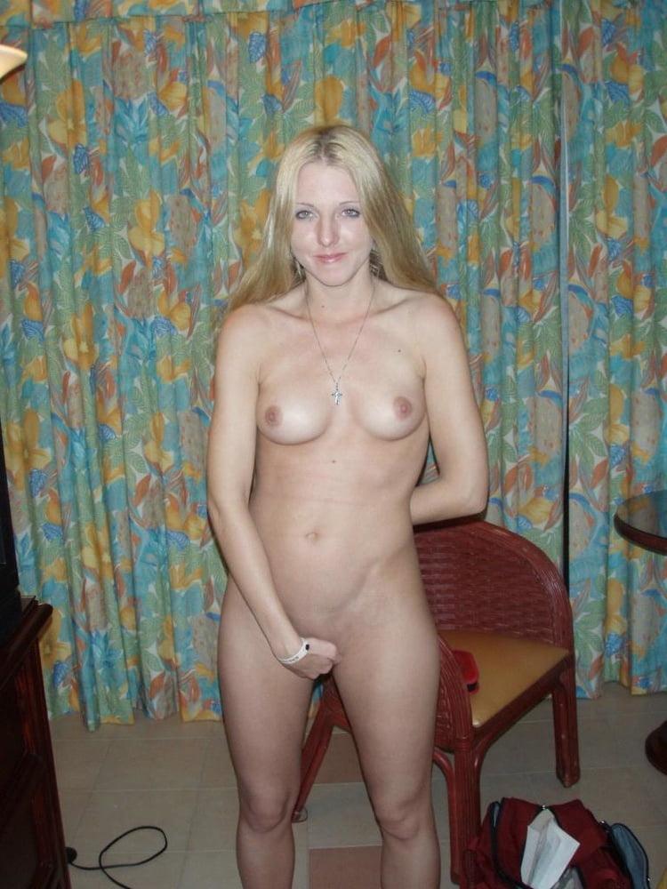 Retro Slim Blonde Slut - 54 Pics