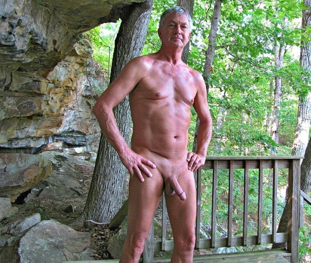 Rugged Rough Naked Male