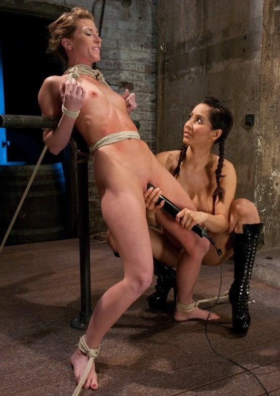 Lesbian extreme torture