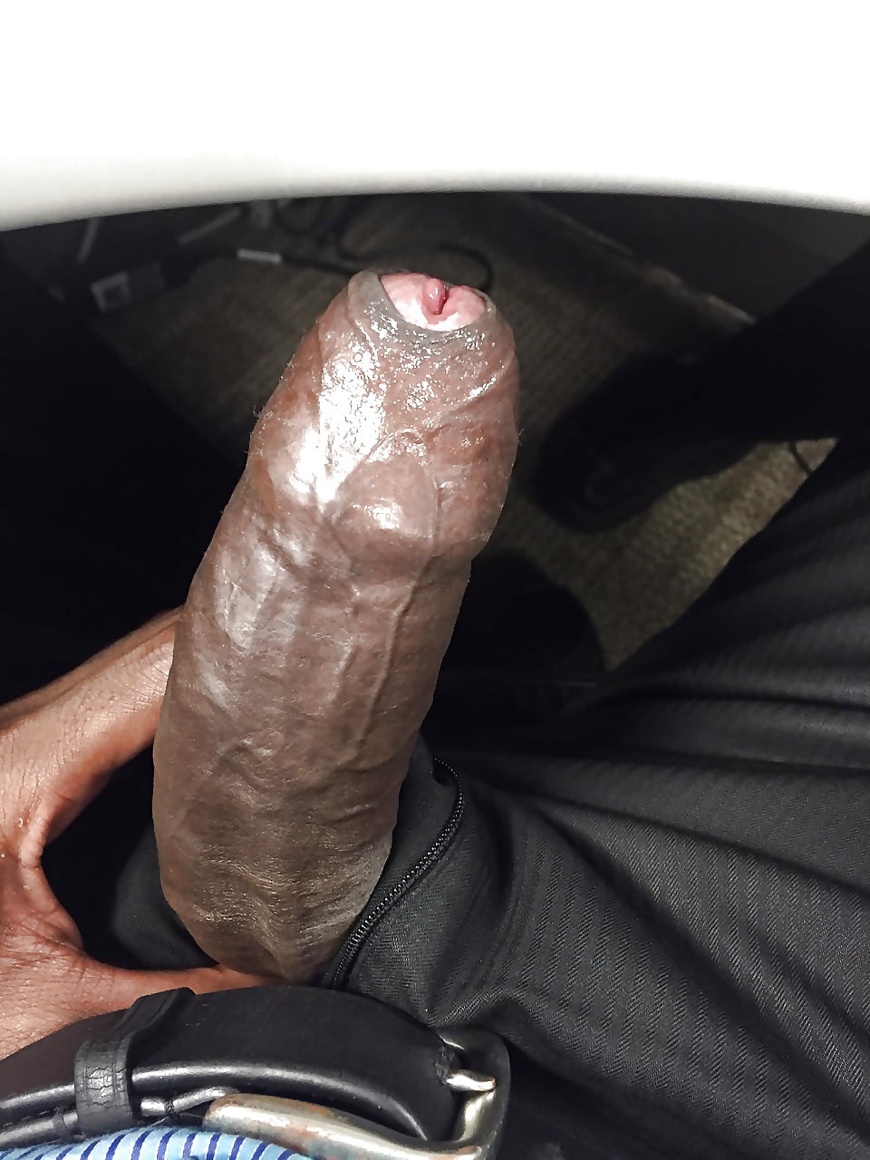 Huge thick black cock