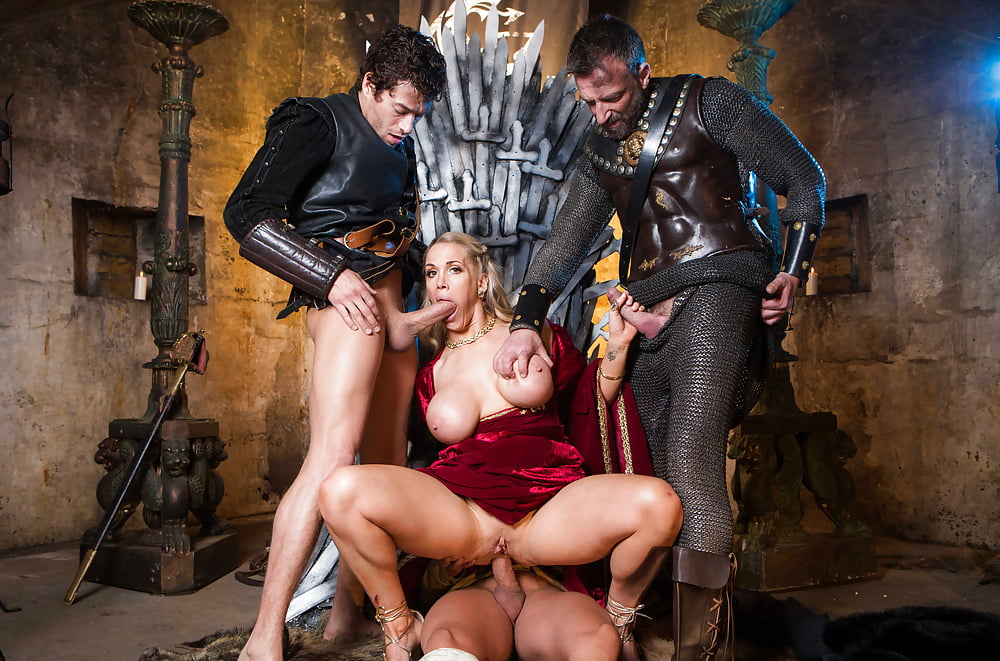 Queen Of Brazzers Parody Amour Angels 1